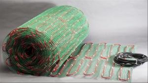 Kaizen seri dirençli rezistans kablo kullanılarak yapılmış don önleme filesi