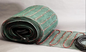 Kaizen seri dirençli rezistans kablo kullanılarak yapılan iç mekan rezistans filesi
